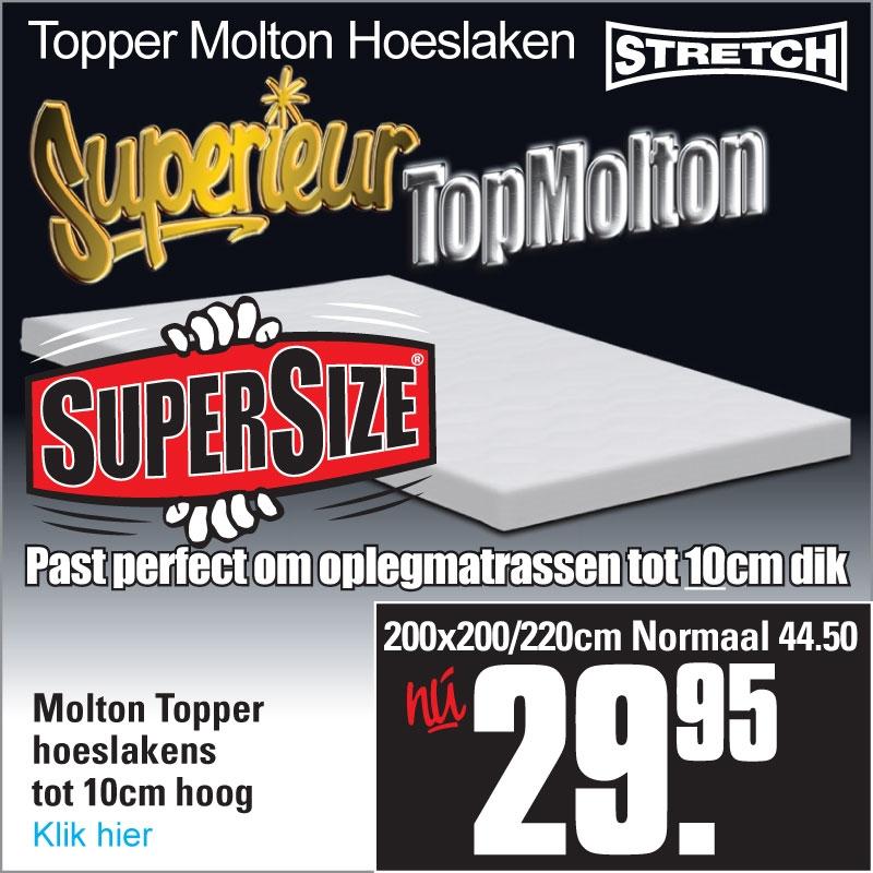 Topper Molton XL