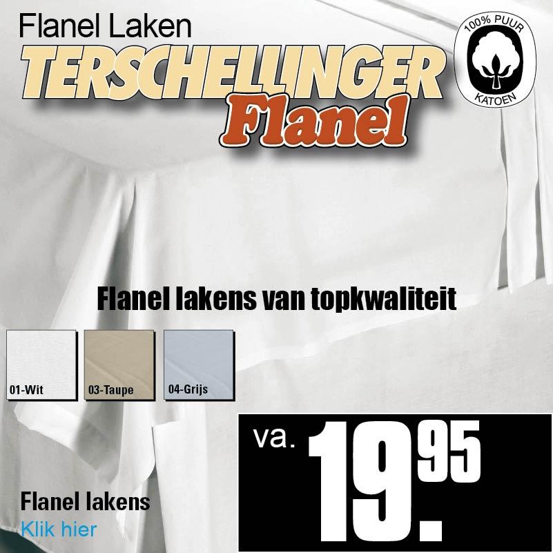 Flanel Lakens
