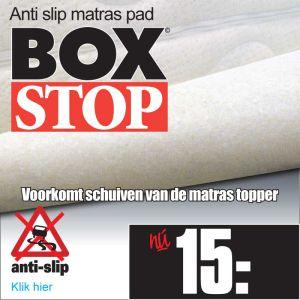AntiSlip Pad voor Boxsprings en Matrastoppers