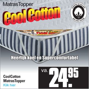 Cool Cotton Matras Top