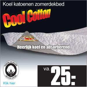 Cool Cotton Dekbed