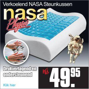 Nasa Cool Gel-Pads steunkussen Physio