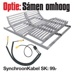 Samen omhoog synchroonkabel koppelset SK