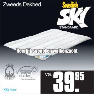 Sky Standaard Zweeds Dekbed
